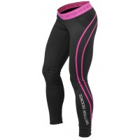 Лосины Better Bodies Athlete Tights, Black/Pink