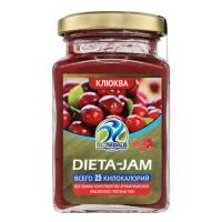 DIETA-JAM клюква (230г)