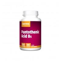 Пантотеновая кислота B5 500 мг (100капc)