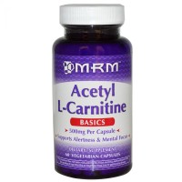 Acetyl L-carnitine 500 мг (60капс)