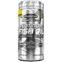 100% Platinum Fish Oil (100гел.капс)